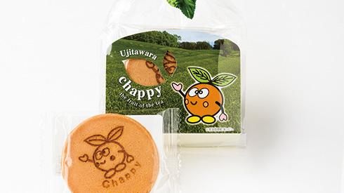 Chappy matcha cream cookies