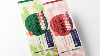 緑茶(煎茶・玉露)